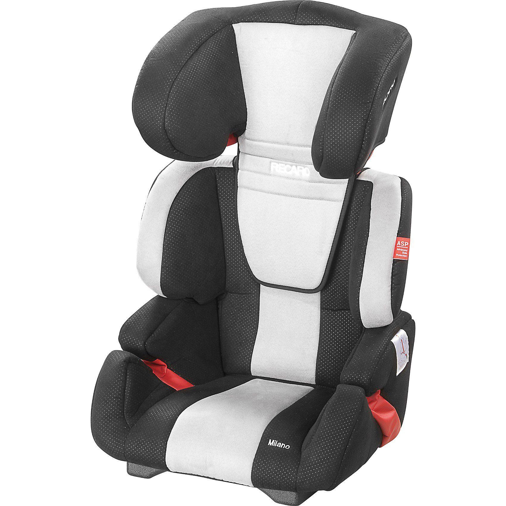 RECARO Auto-Kindersitz Milano, Graphite