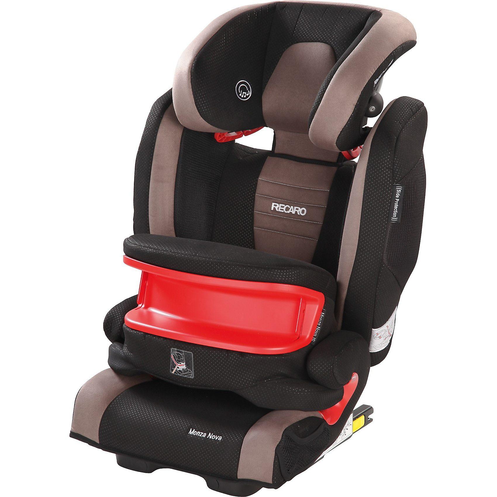 RECARO Auto-Kindersitz Monza Nova IS Seatfix, Mocca