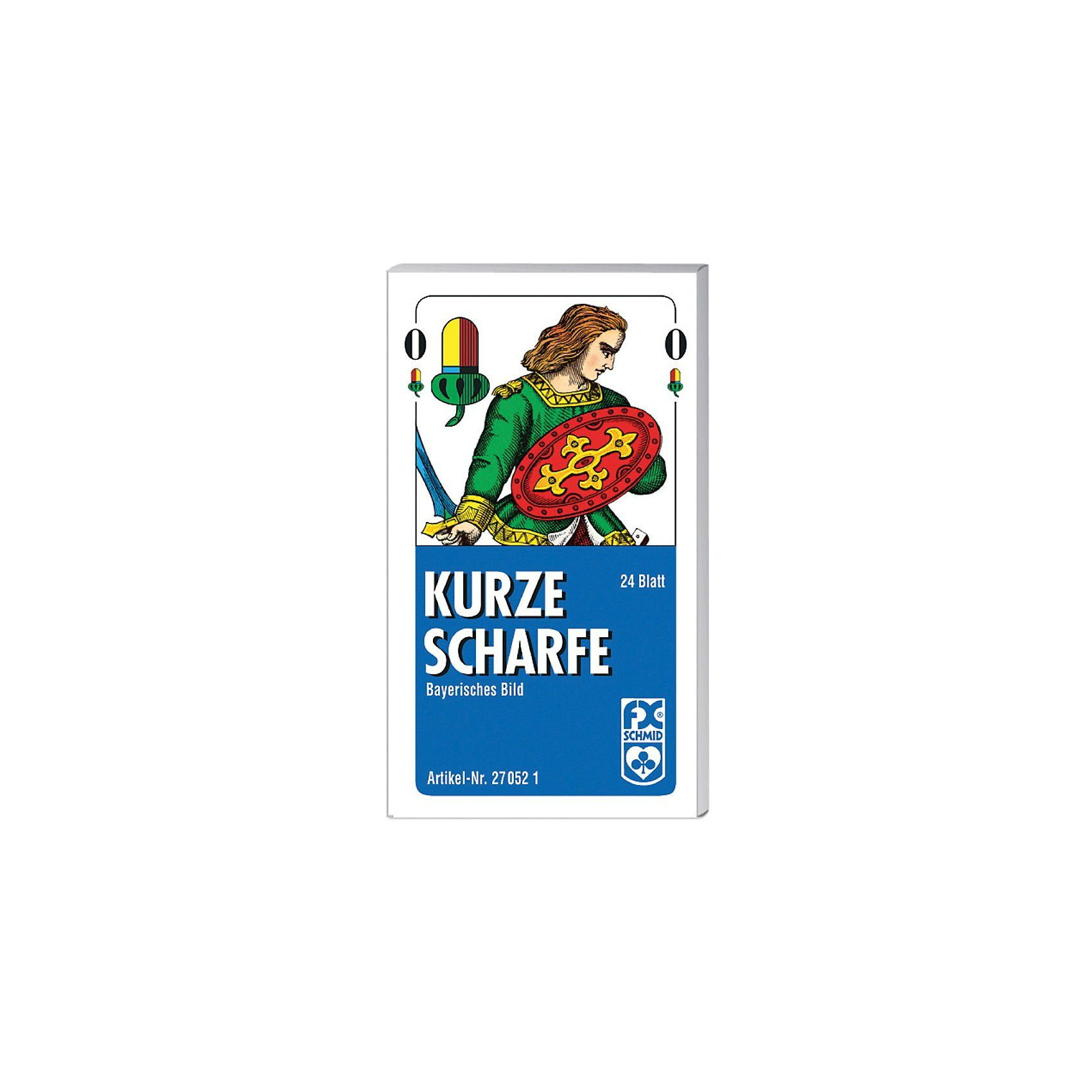 Ravensburger Kurze Scharfe, bayrisches Bild