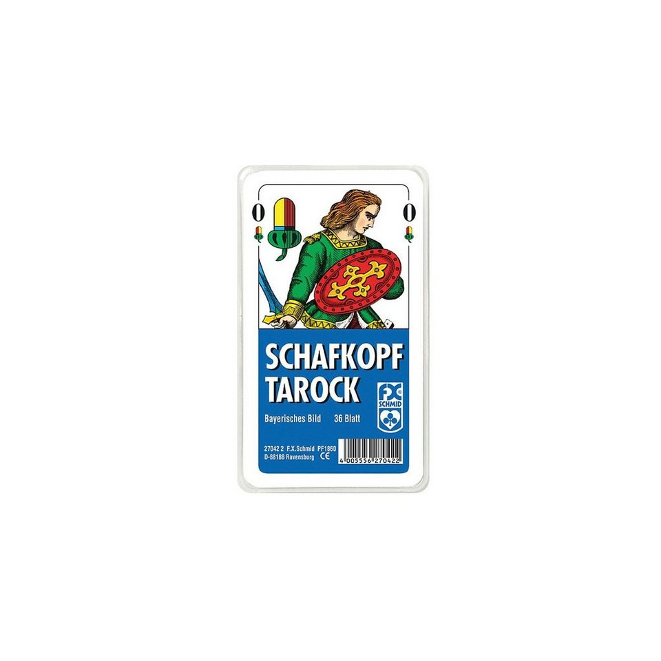 Ravensburger Schafkopf/Tarock, bayrisches Bild