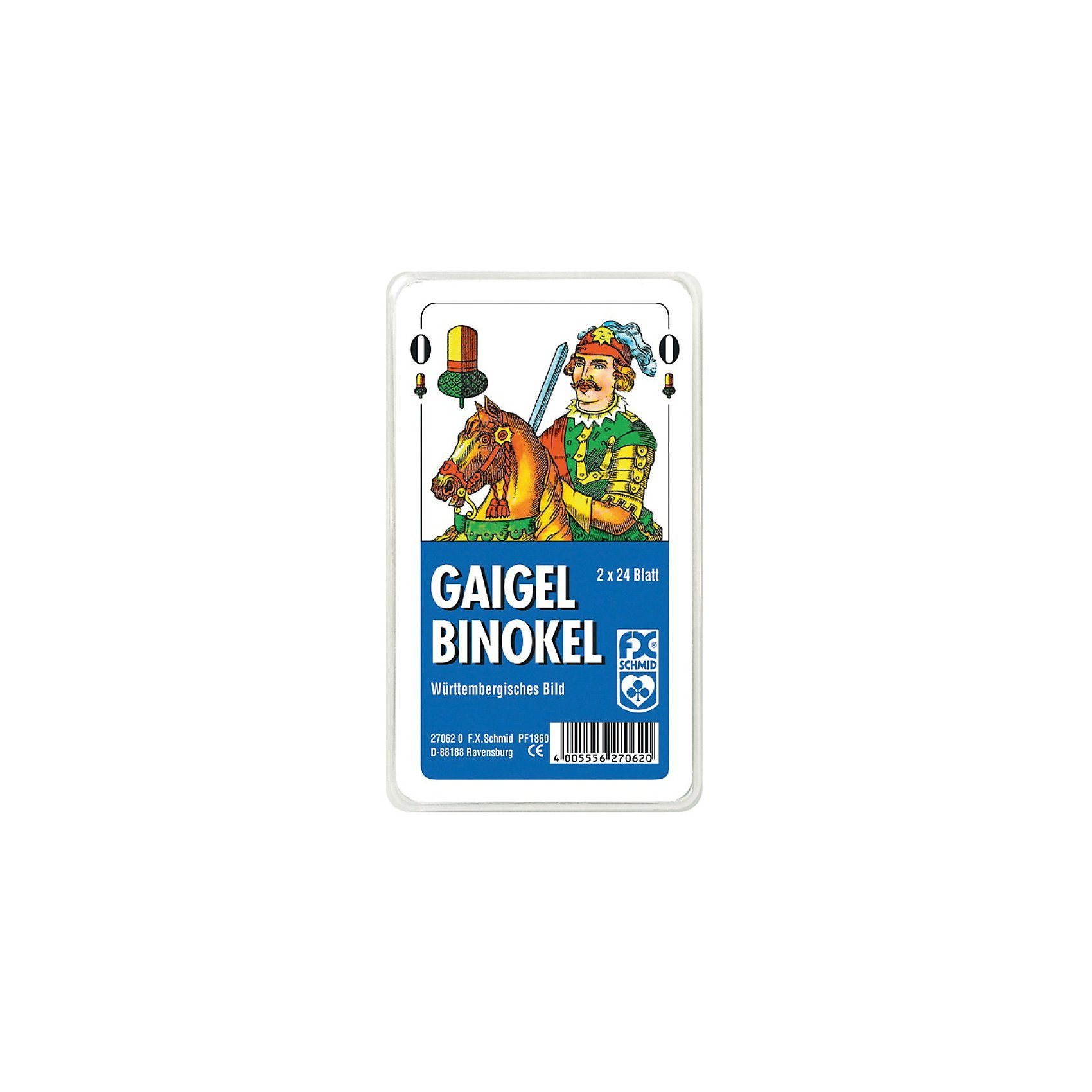 Ravensburger Gaigel/Binokel, württembergisches Bild