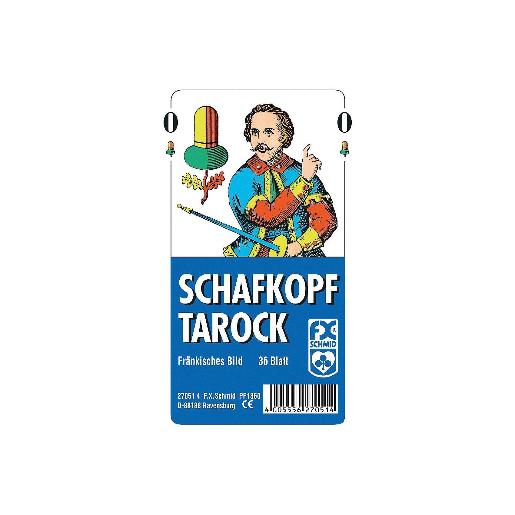 Ravensburger Schafkopf/Tarock, fränkisches Bild