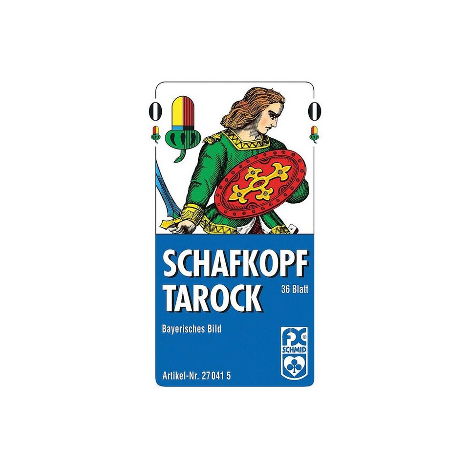 Ravensburger Schafkopf/Tarock,bay.Bild