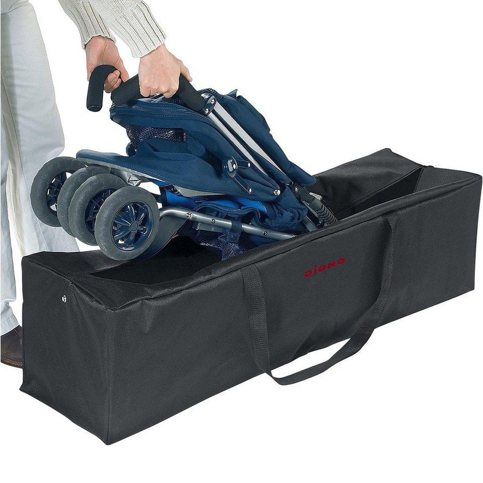 Diono Transport- Tasche, Buggy Bag in schwarz