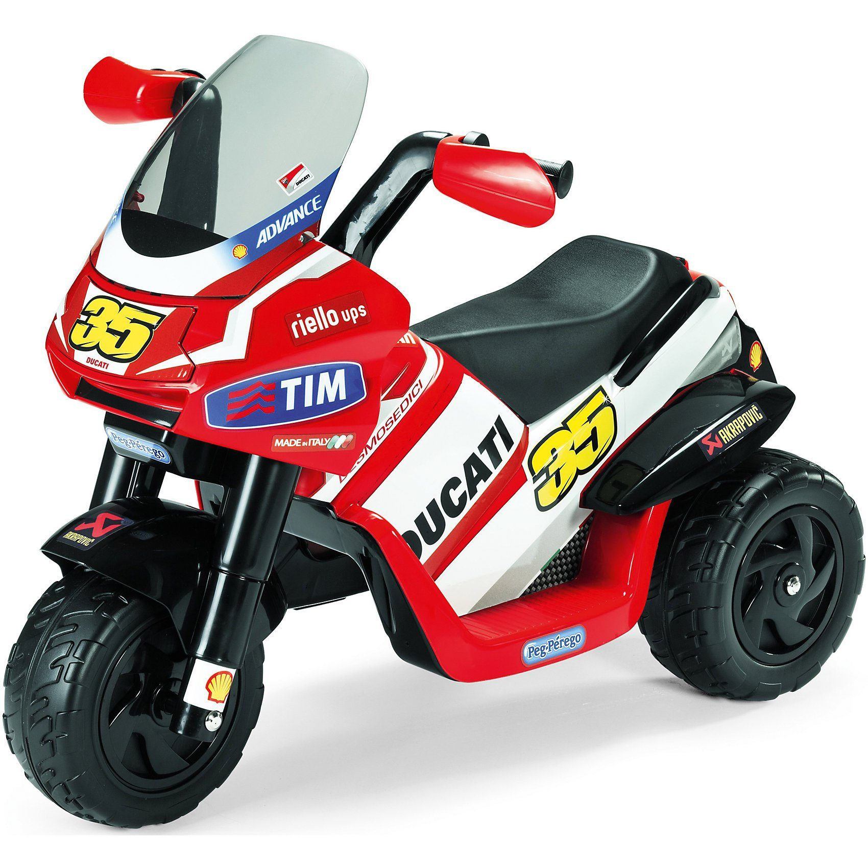 Peg Perego Elektrofahrzeug Ducati Desmosedici 6V