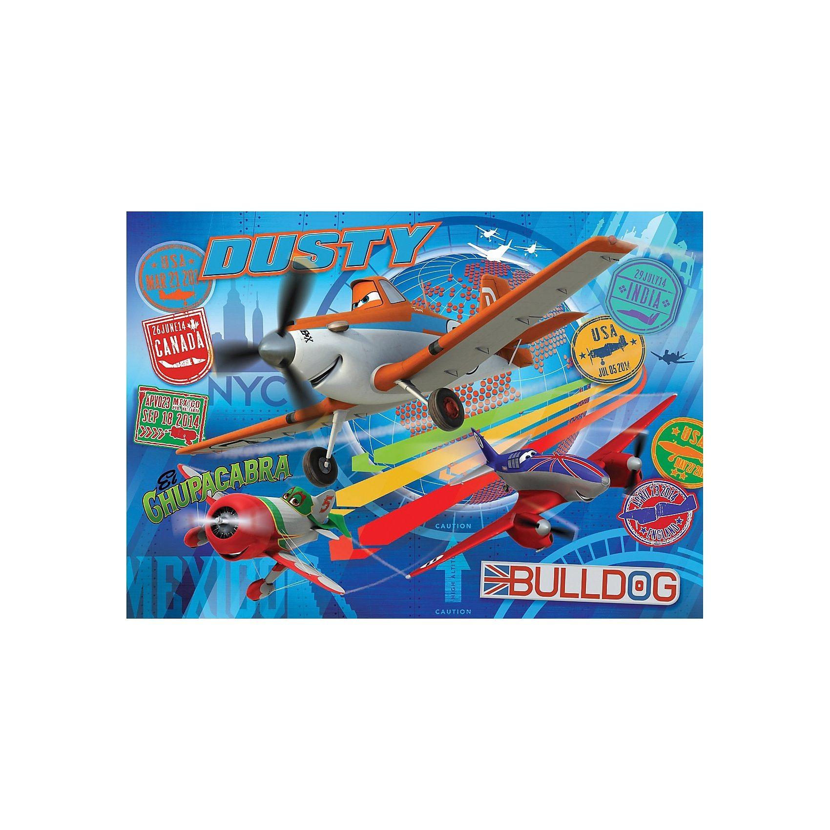 Clementoni 3D Puzzle VISION 104 Teile - Planes