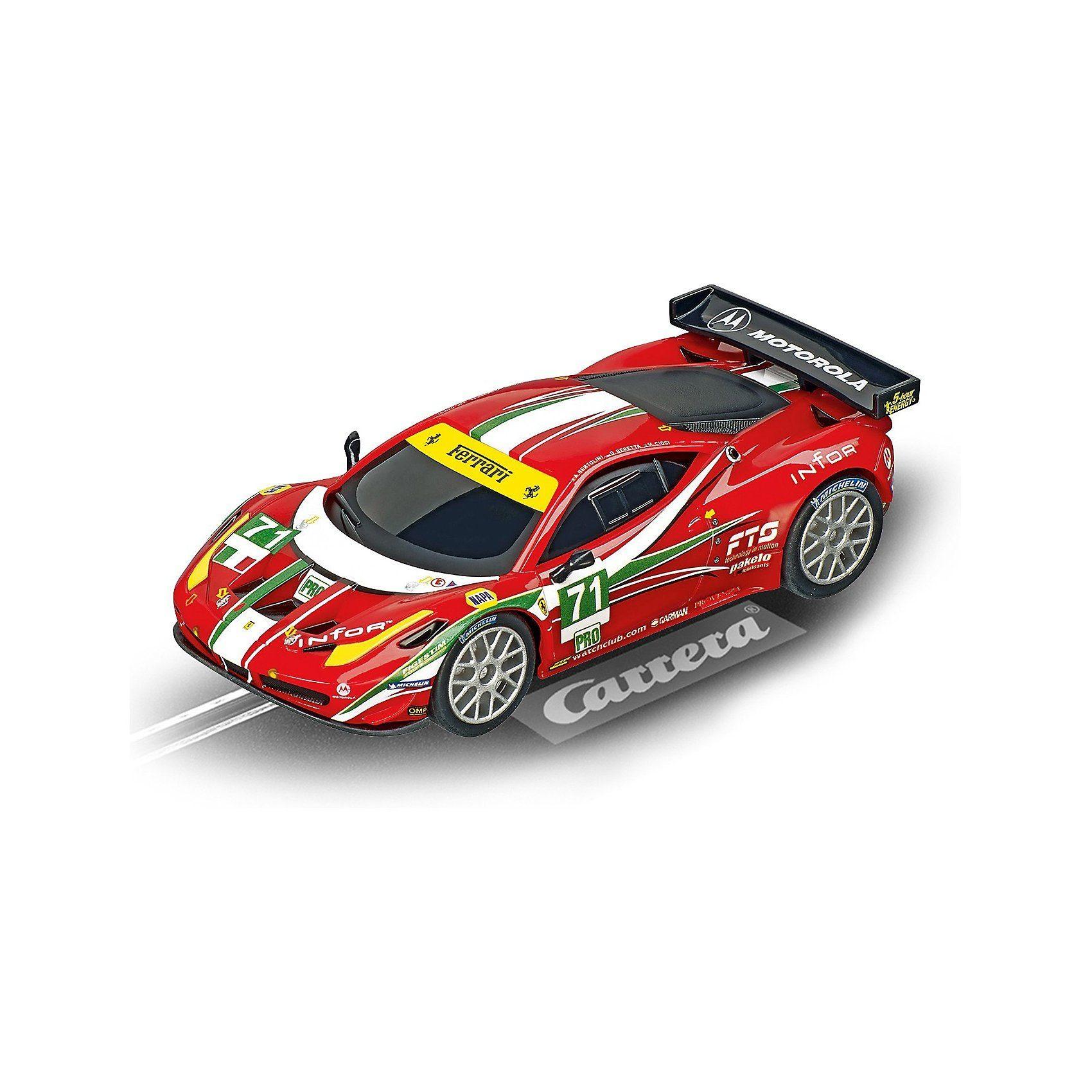 """Carrera GO!!! 61277 Ferrari 458 Italia GT2 """"AF Corse, No.71"""""""