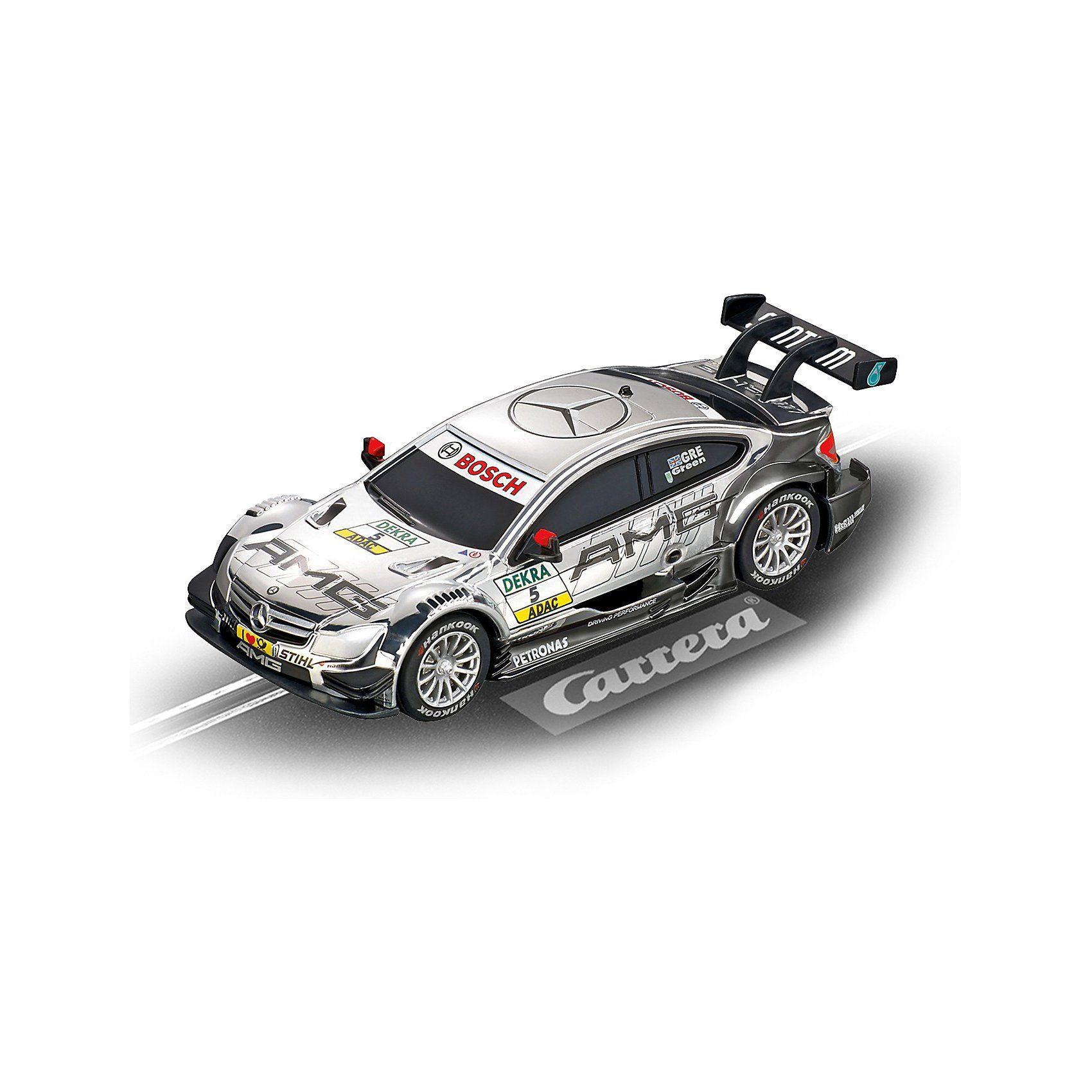 """Carrera GO!!! 61274 AMG Mercedes C-Coupe DTM """"J. Green, No.5"""""""