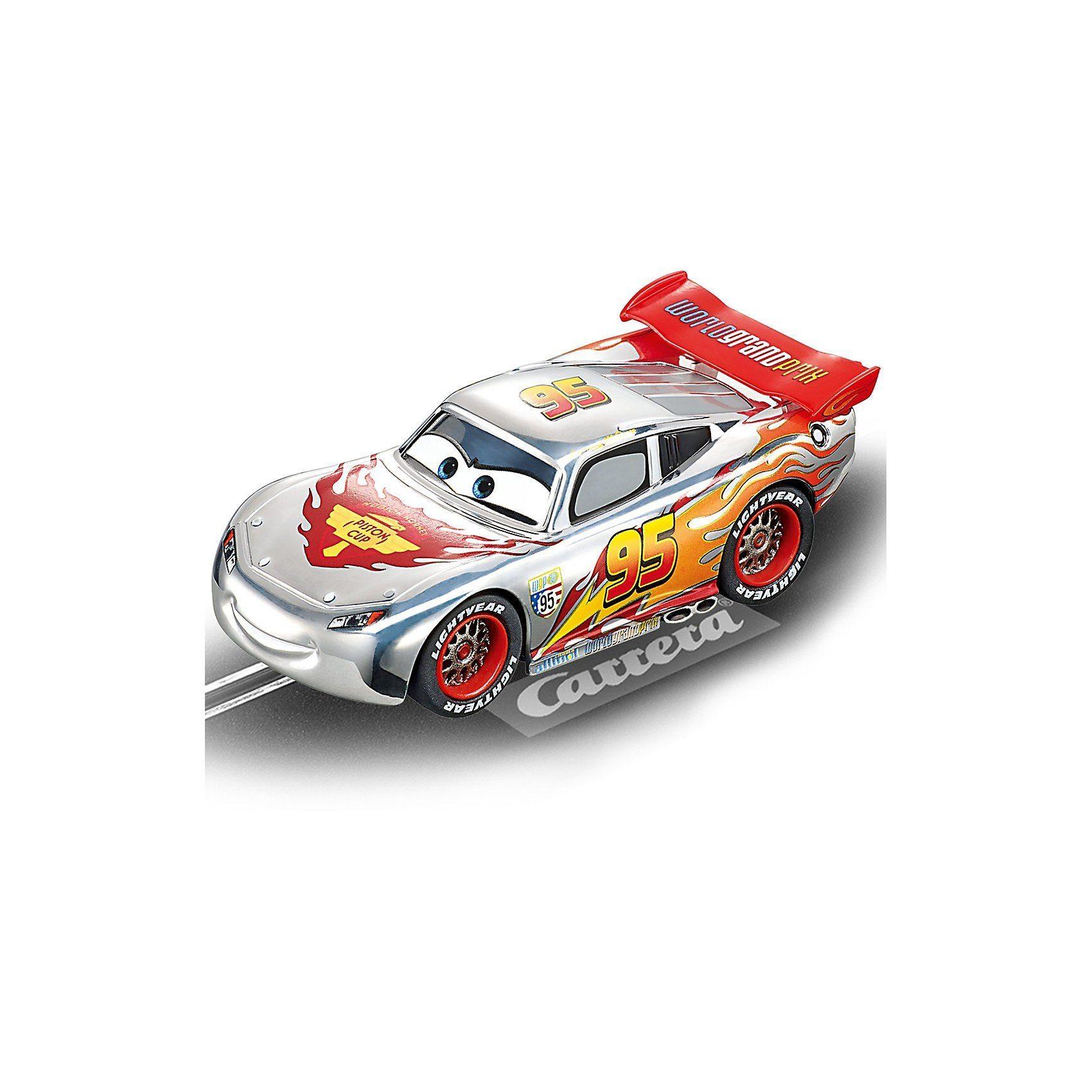 Carrera GO!!! 61291 Silver Lightning McQueen