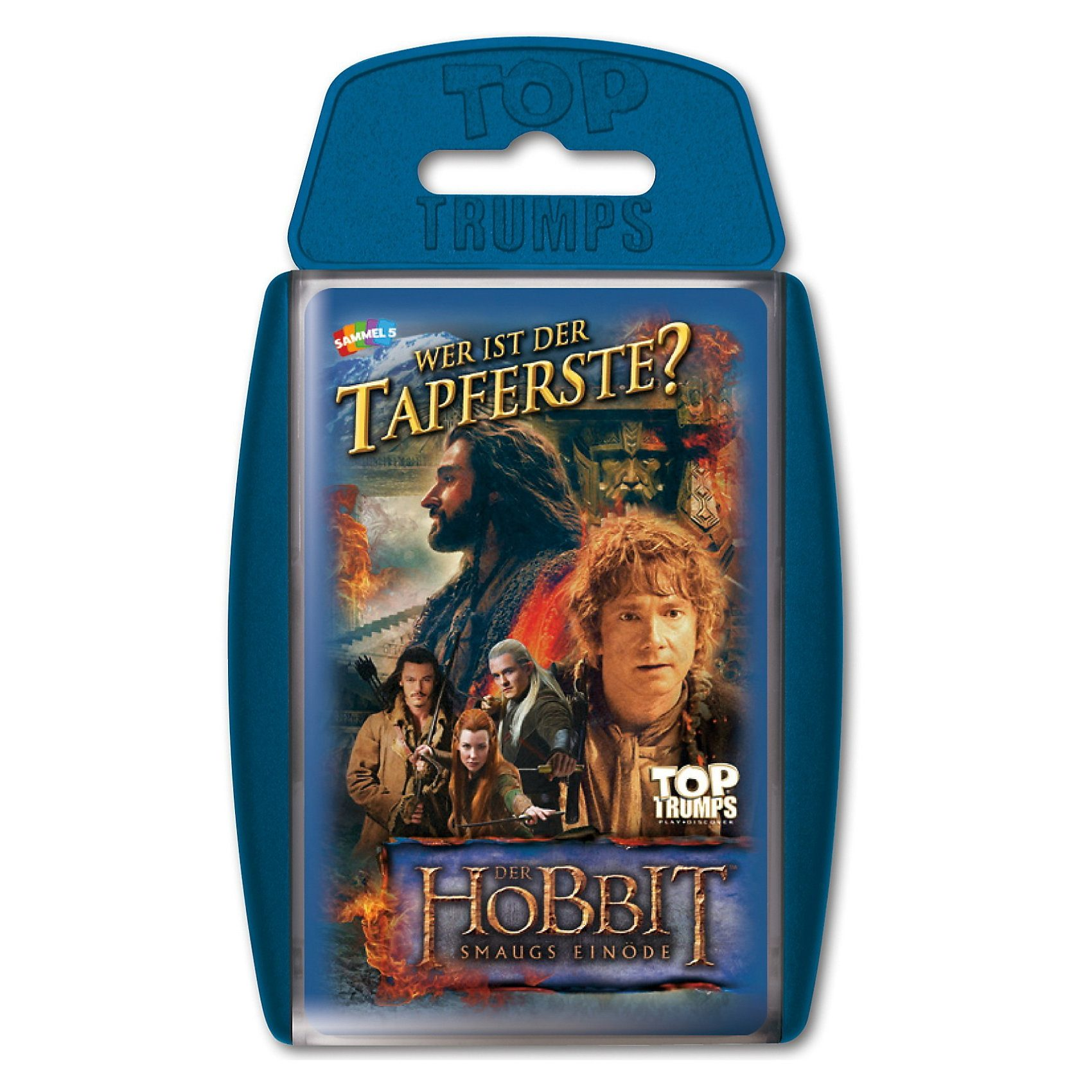 Winning Moves Top Trumps Hobbit