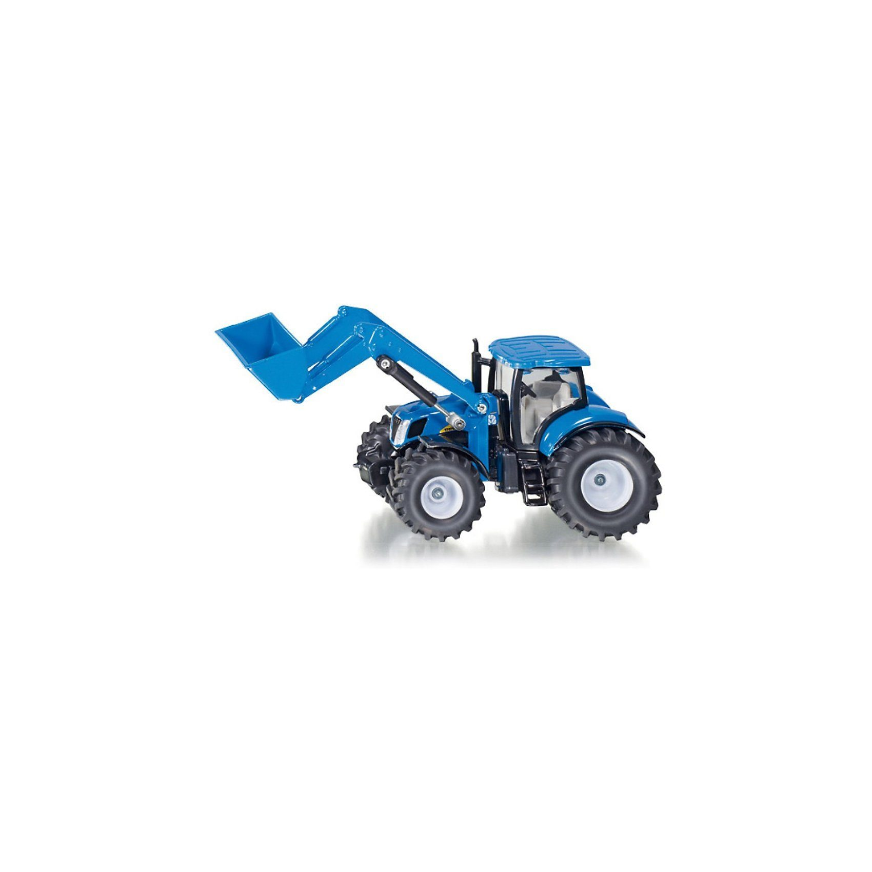 SIKU 1986 New Holland mit Frontlader 1:50