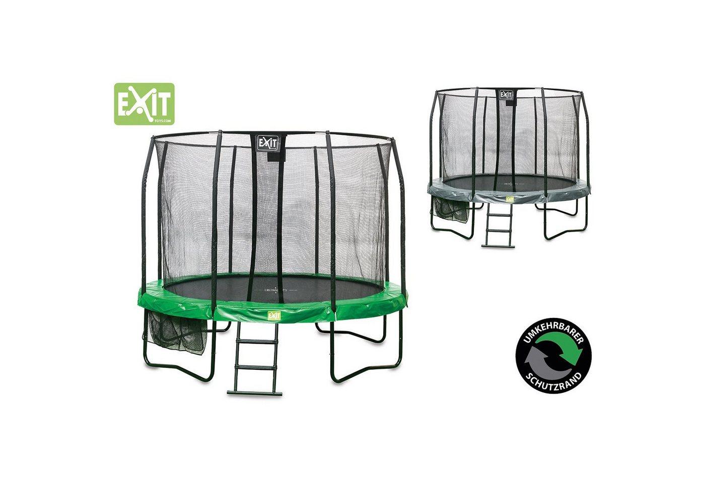 exit trampolin preisvergleiche erfahrungsberichte und kauf bei nextag. Black Bedroom Furniture Sets. Home Design Ideas