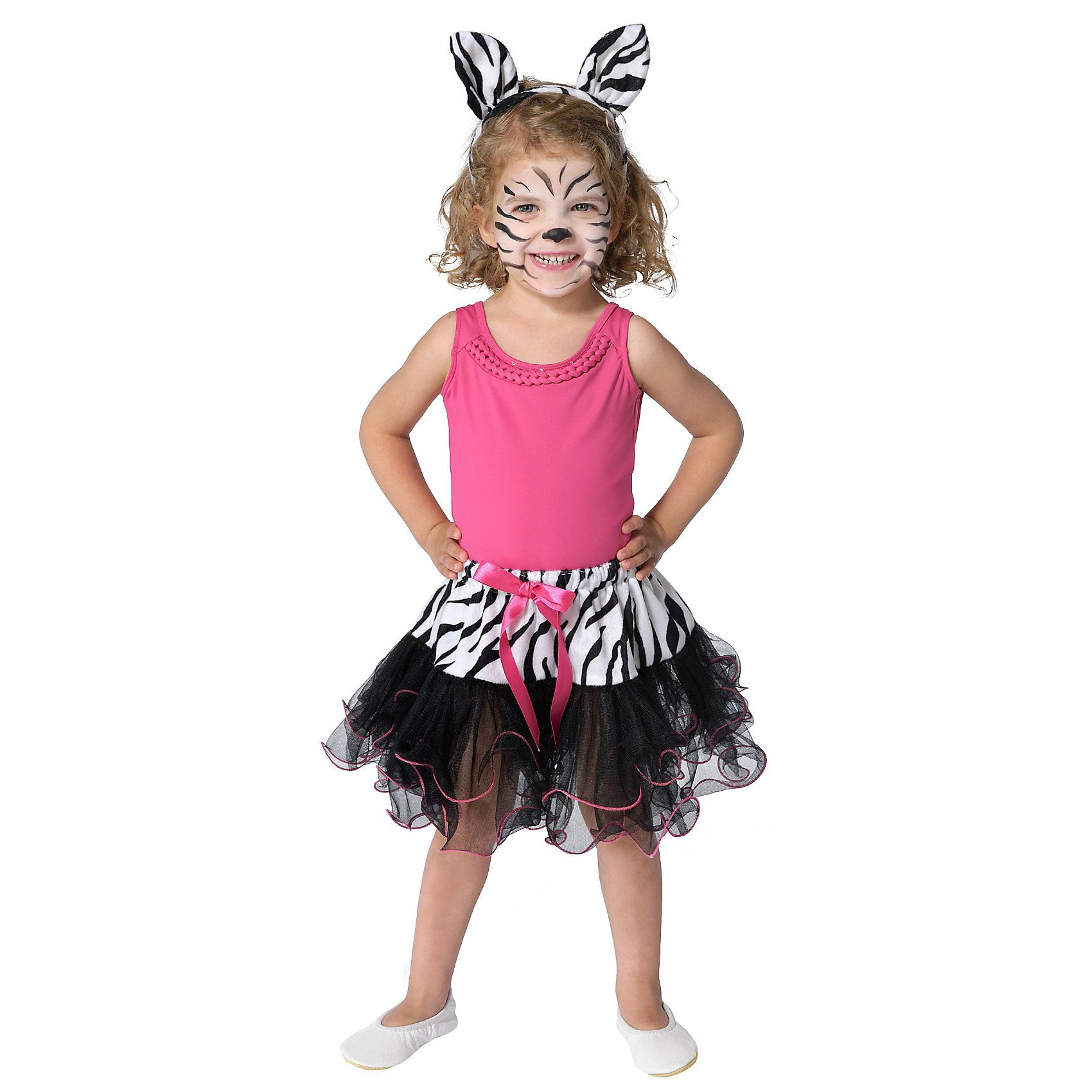Funny Fashion Zebra Tutu
