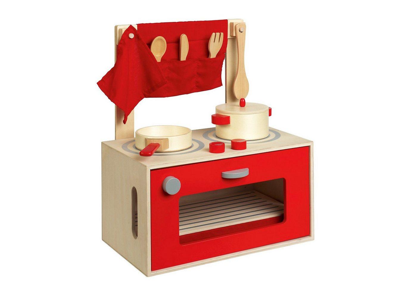 KUKY Holzspielküche Mini - Preisvergleich