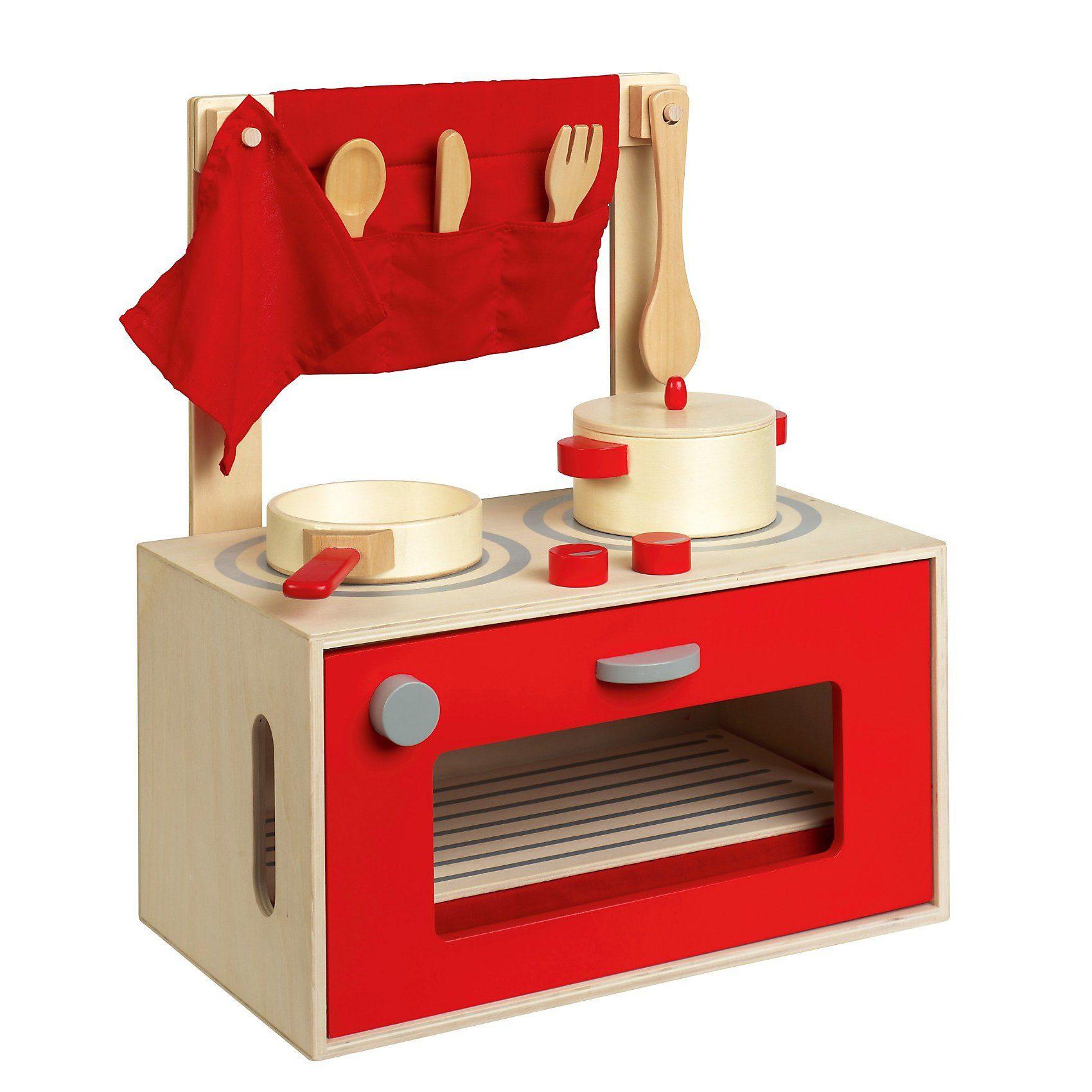 KUKY Holzküche Mini