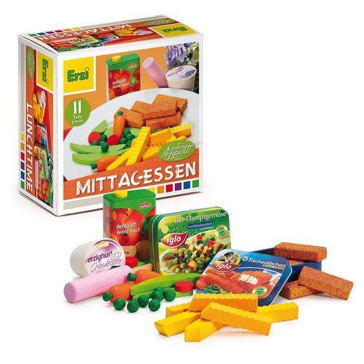 Erzi® Spiellebensmittel Sortierung Mittagessen