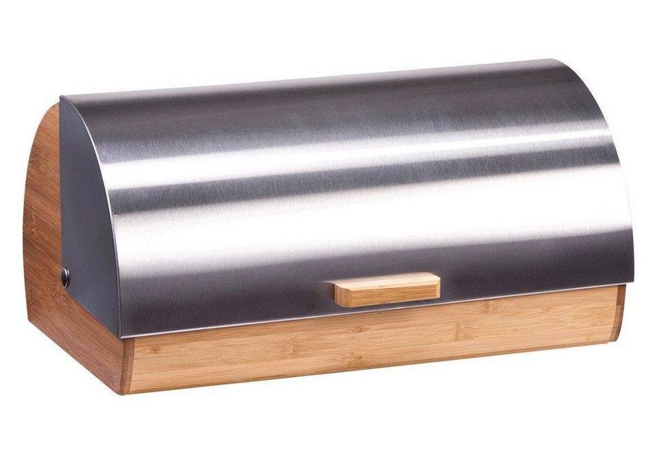 Brotkasten Design brotkasten bambus kaufen otto