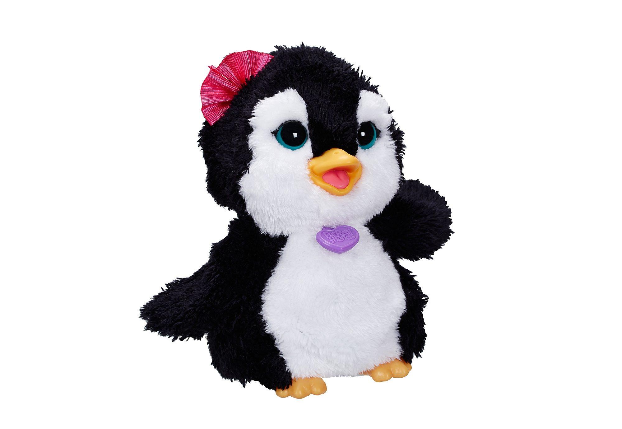 Plüschtier, »FurReal Friends Fröhlicher - Pinguin«, Hasbro