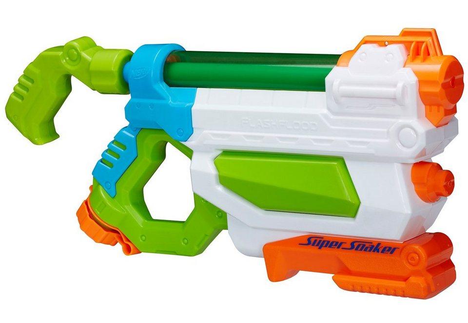 Hasbro Shooter »NERF Super Soaker FlashFlood«