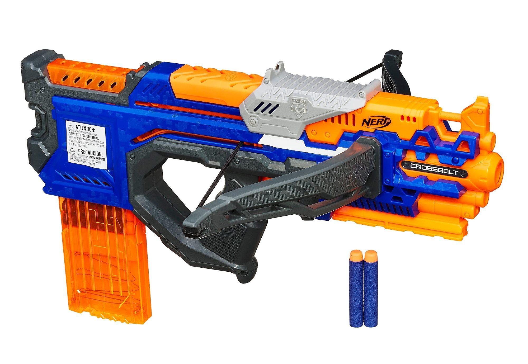 Hasbro Armbrust »NERF N-Strike Elite XD CrossBolt«
