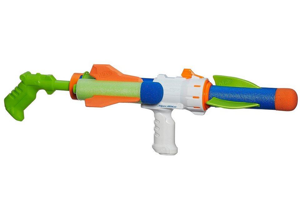 Hasbro Shooter »NERF Super Soaker Tidal Torpedo 2-in-1«