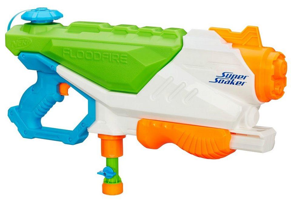 Hasbro Shooter »NERF Super Soaker FloodFire«