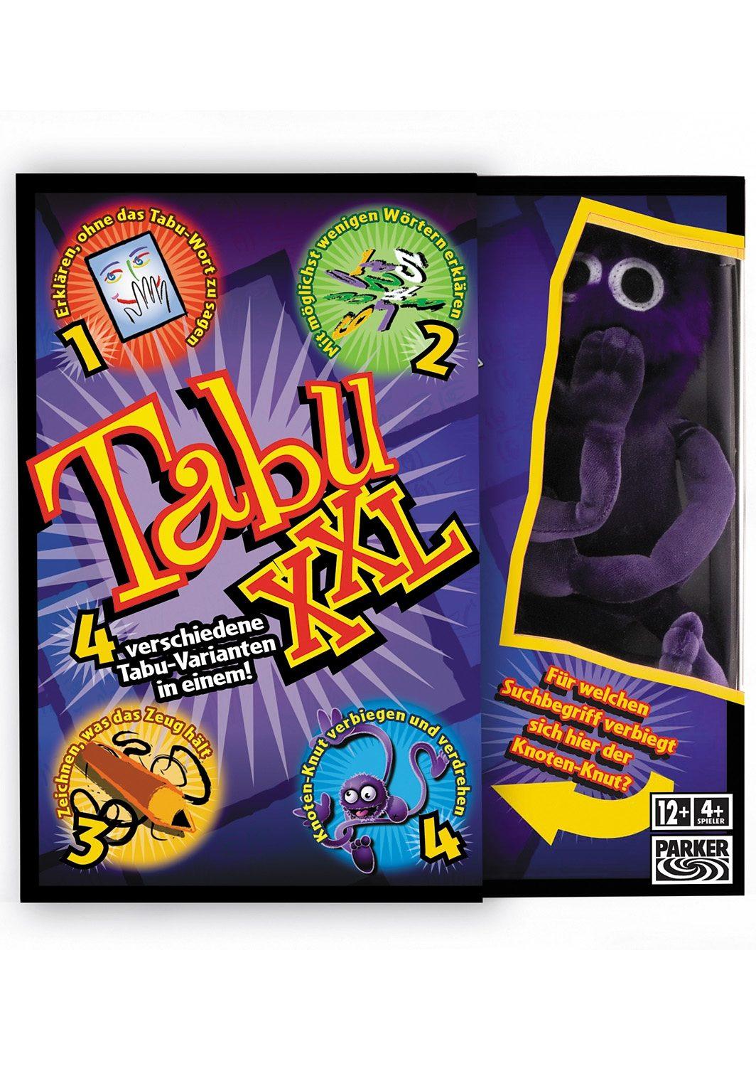 Hasbro, Party-Spiel, »Tabu XXL«