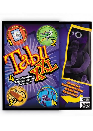 Hasbro Spiel, »Tabu XXL«