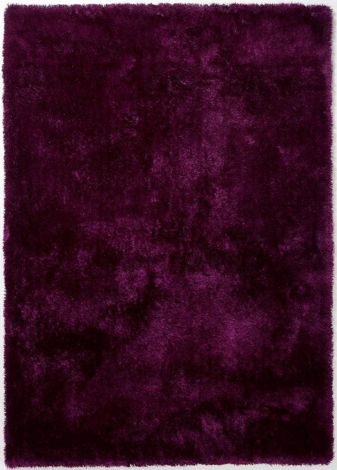 Teppich, Lars contzen, »colourcourage«, maschinentuft in aubergine