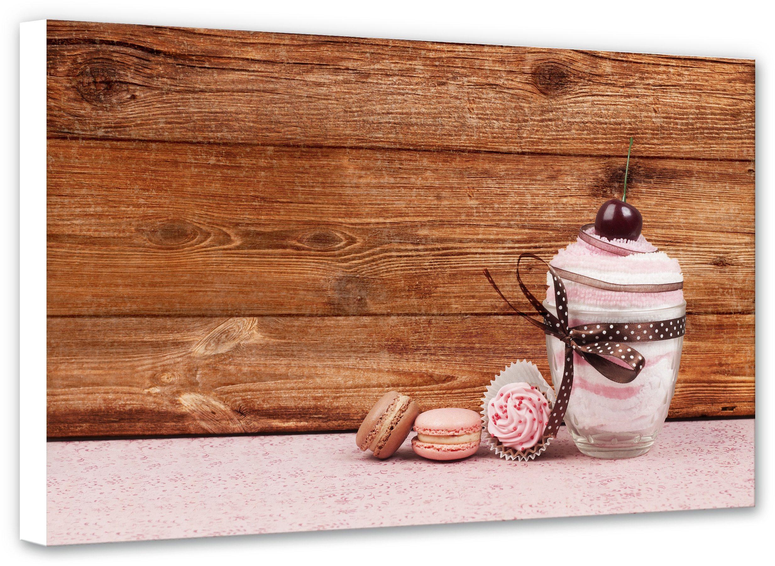Pinnwand, Home affaire, »Sweet Dessert«, 45/30 cm