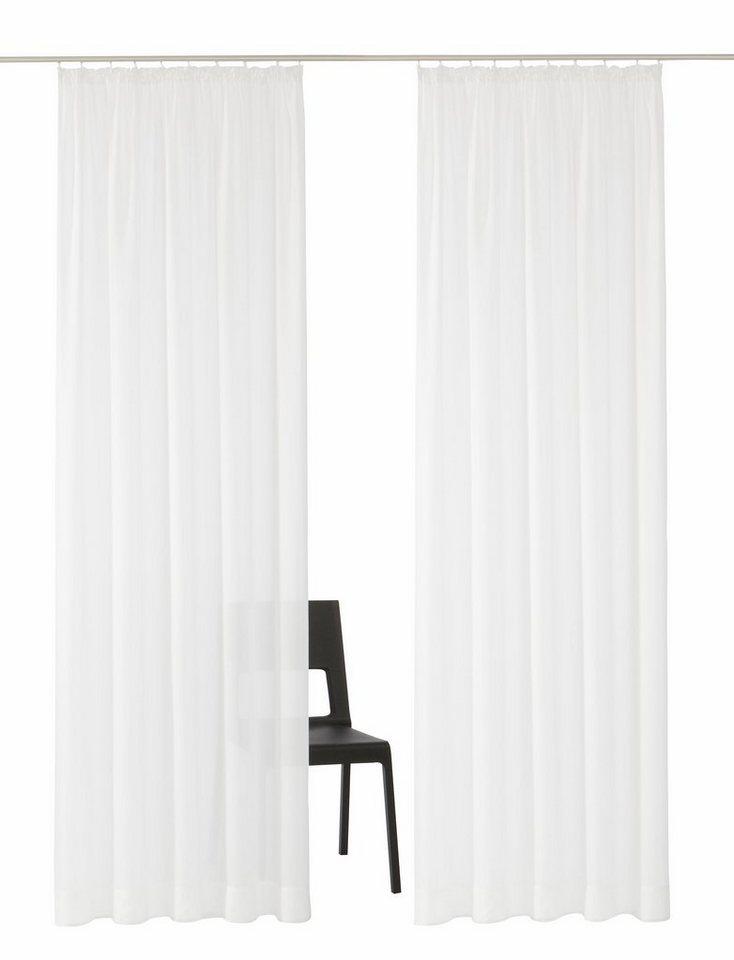 Gardine, my home, »Arvida« (2 Stück) in weiß