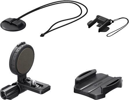 Sony VCT-HSM1 Helmhalterung Seitliche Helmhalterung