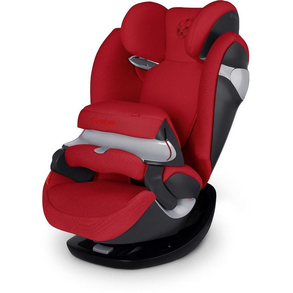 Cybex Auto-Kindersitz Pallas M, Hot & Spicy, 2015 in rot