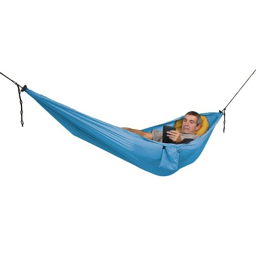 Exped Hängematten »Travel Hammock Plus« in skyblue