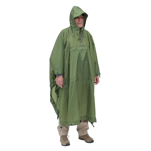 Exped Ponchos »Bivy-Poncho«
