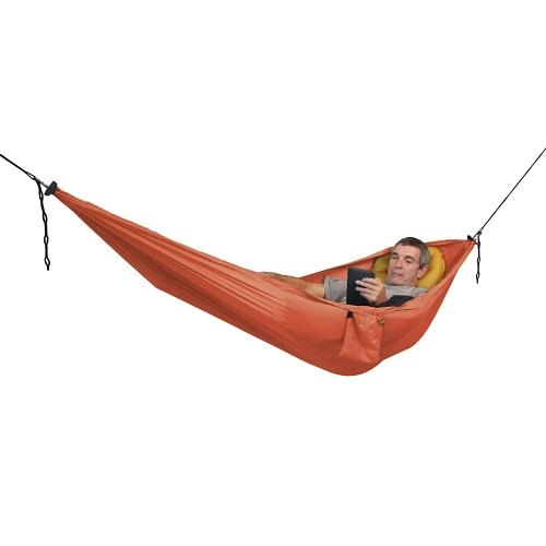 Exped Hängematten »Travel Hammock Plus« in terracotta