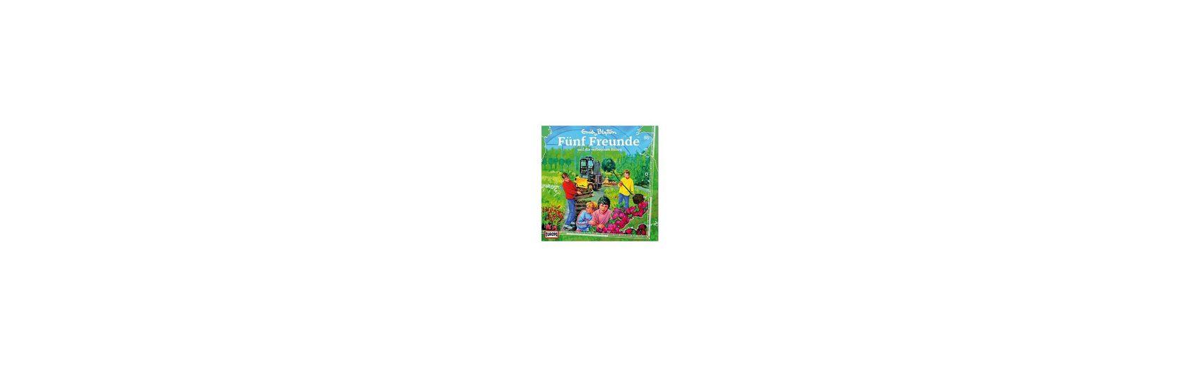 SONY BMG MUSIC CD Fünf Freunde 86- und die verbotenen Blüten