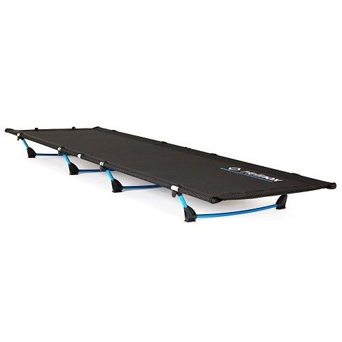 Helinox Feldbetten »Lite Cot« in black/blue