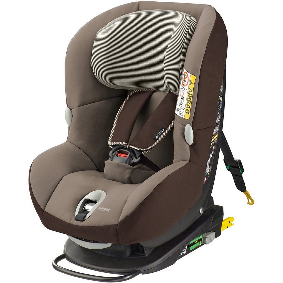 Maxi-Cosi Auto-Kindersitz MiloFix, Earth Brown, 2016 in braun