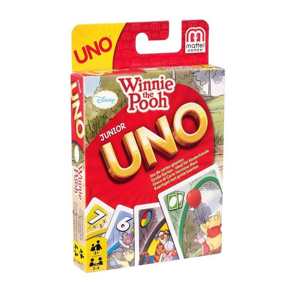 Mattel Winnie the Pooh Uno