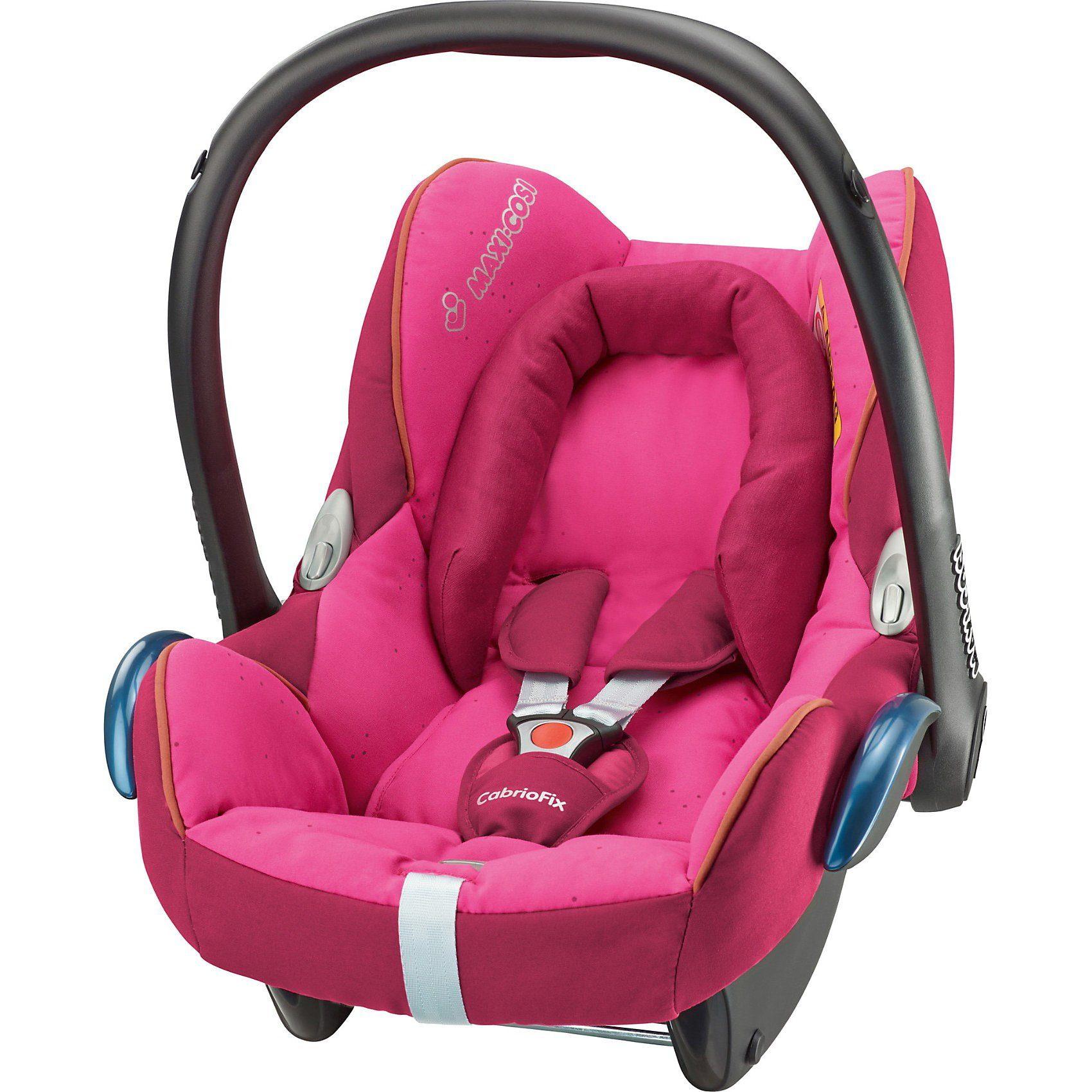 Maxi-Cosi Babyschale Cabriofix, Berry Pink, 2015