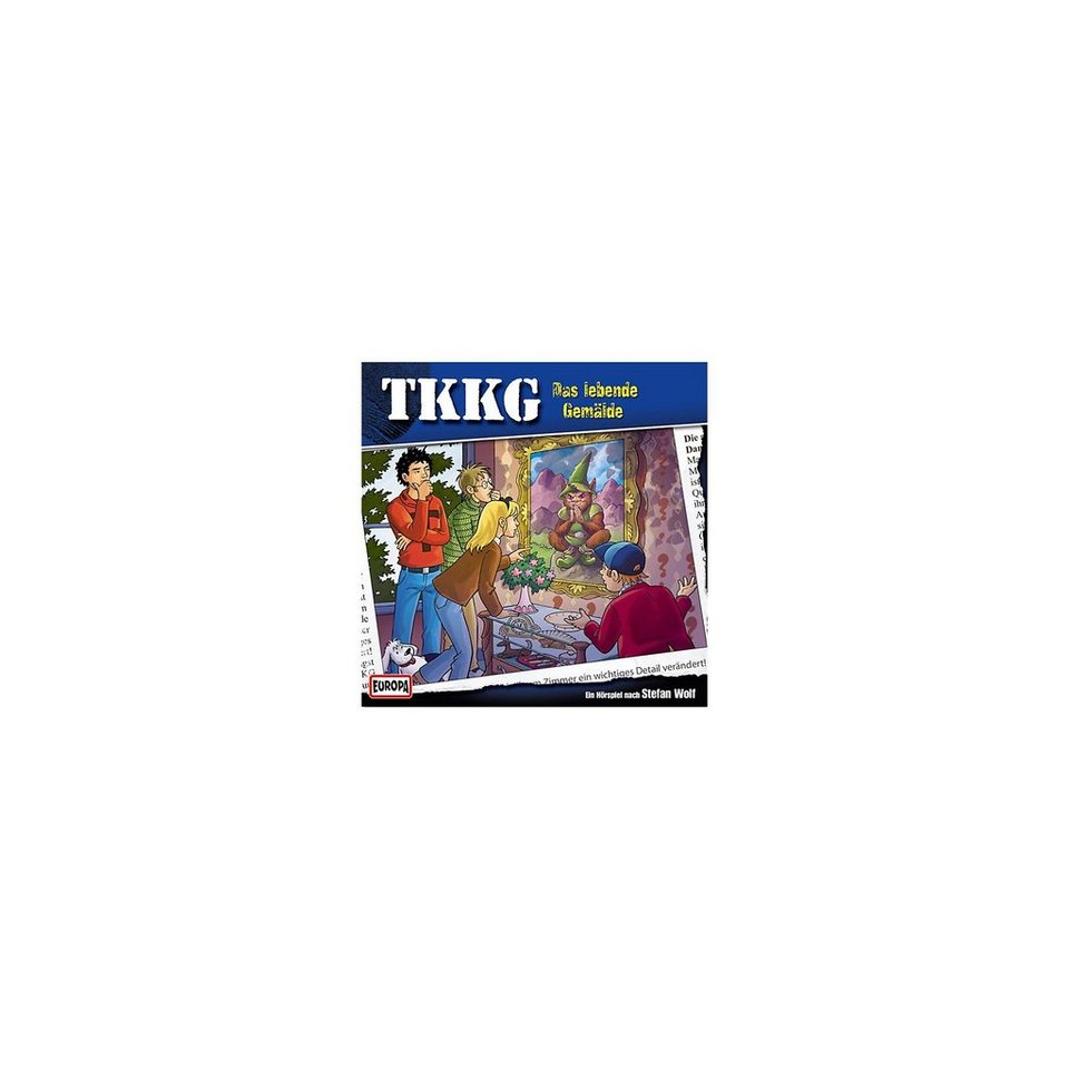 SONY BMG MUSIC CD TKKG 171 - Das lebende Gemälde