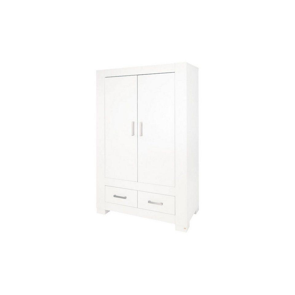 Kleiderschrank 2 Türig Weiß : pinolino kleiderschrank ice 2 t rig wei edelmatt online kaufen otto ~ Watch28wear.com Haus und Dekorationen