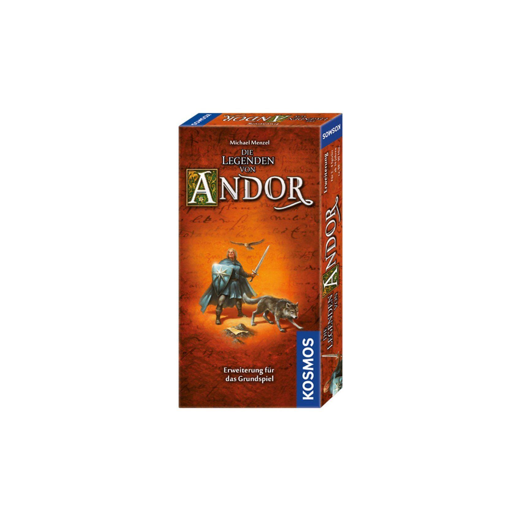 Kosmos Die Legenden von Andor - Erweiterung Der Sternenschild