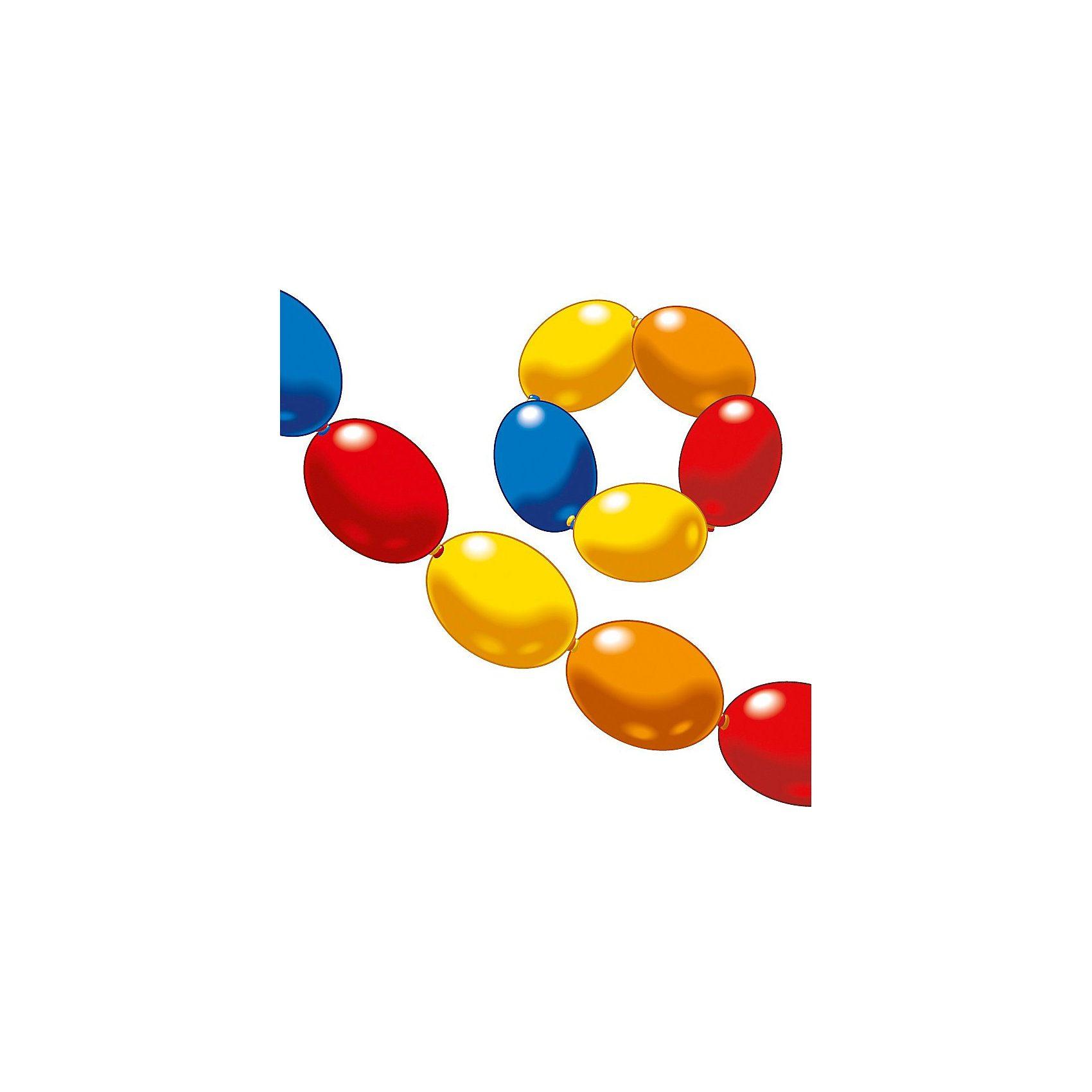 Everts Ketten-Ballons 8 Stück