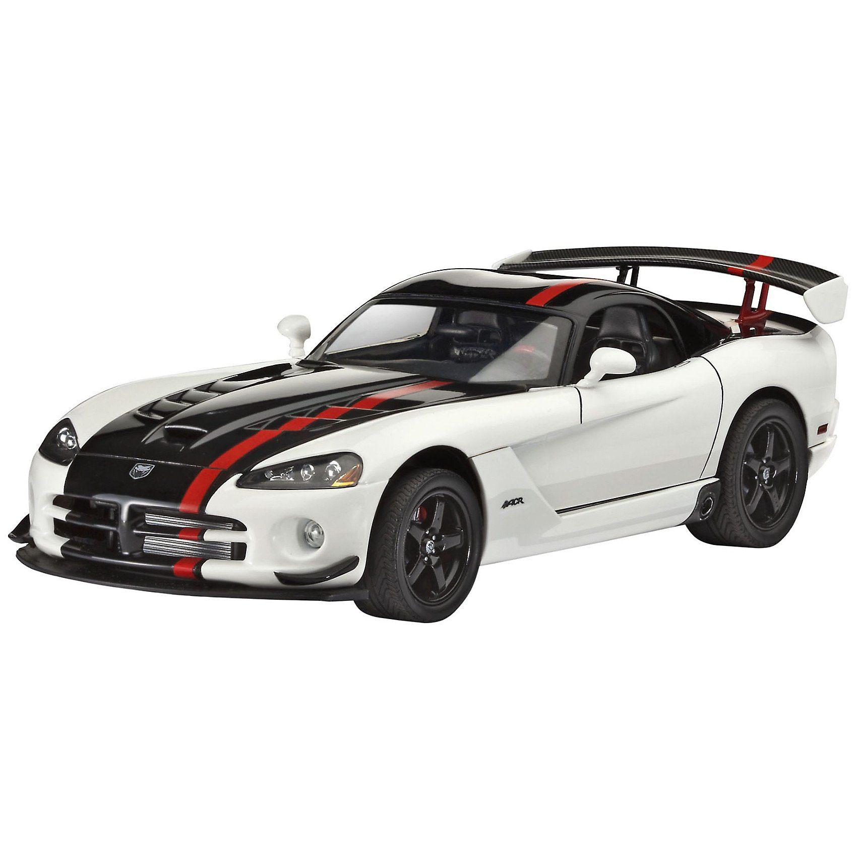 """Revell Modellbausatz Dodge Viper SRT 10 """"ACR"""" im Maßstab 1:25"""