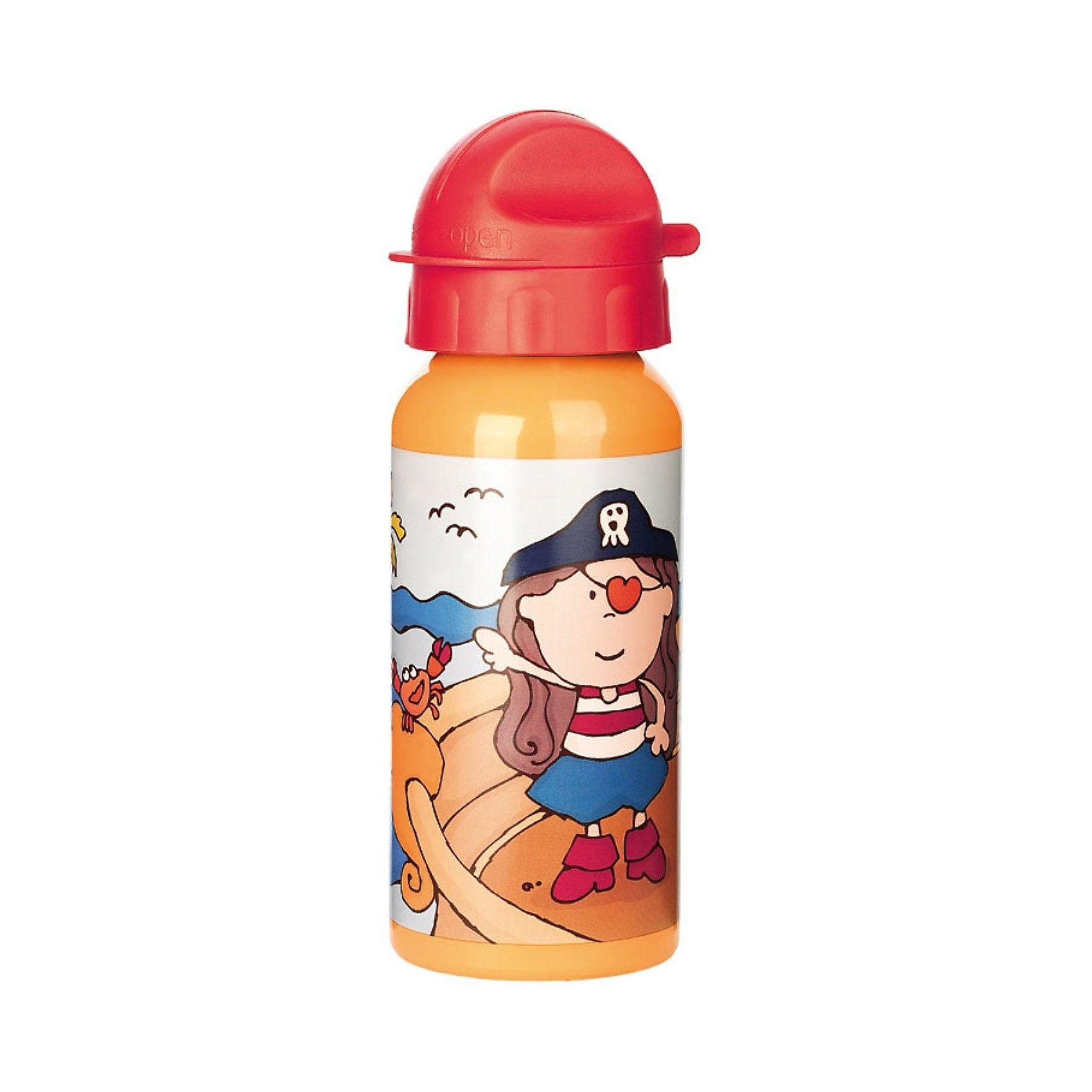 sigikid Trinkflasche Käpt'n Kitta, 400 ml
