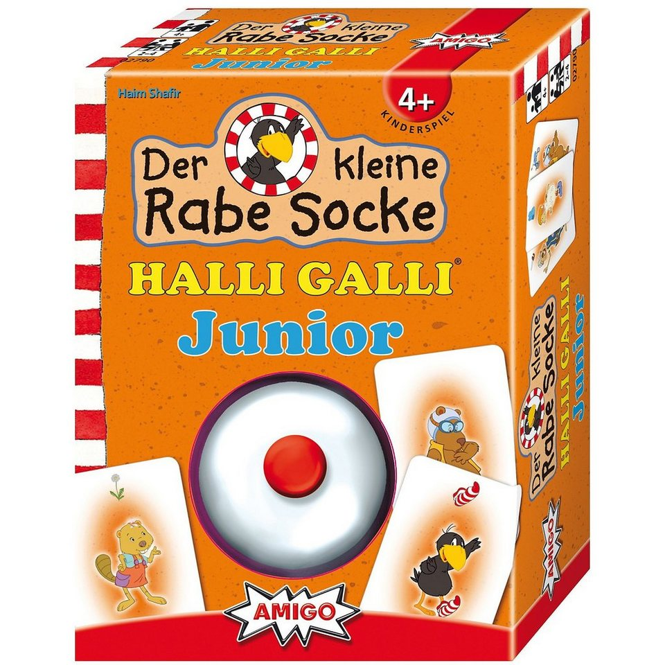 Amigo Rabe Socke - Halli Galli Junior