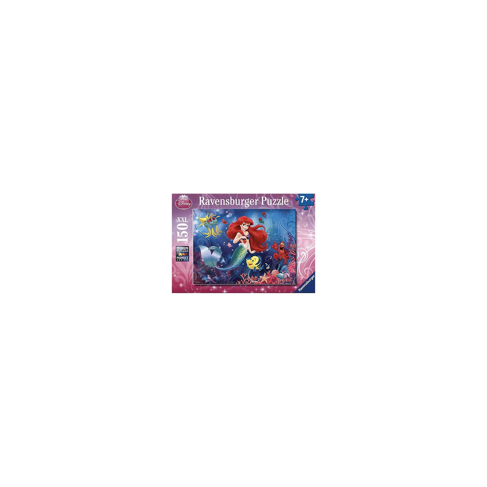 Ravensburger Puzzle 150 Teile - Disney Princess: Alle lieben Arielle