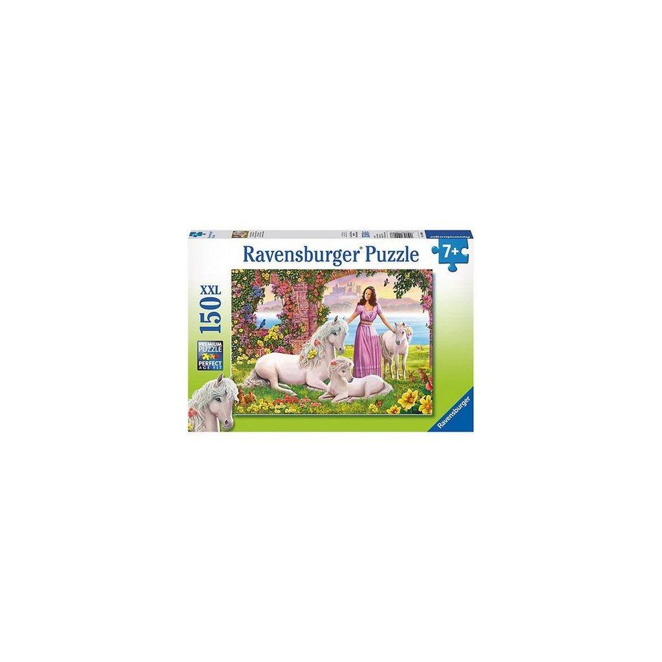 Ravensburger Puzzle 150 Teile XXL - Schöne Prinzessin